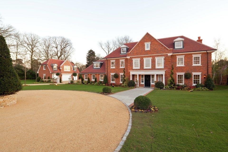 Beech House, Boars Hill, Oxfordshire Externals