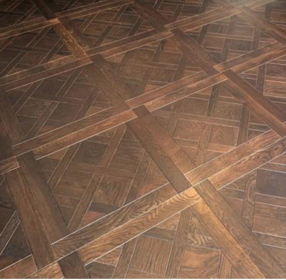 Versailles parquet wood tiles